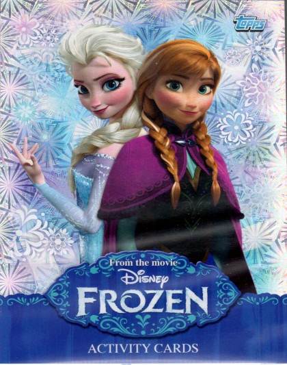 frozen-activity-cards-topps-2014