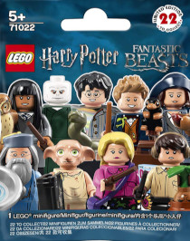 71022: LEGO Minifigures Harry Potter and Fantastic Beasts Series 1