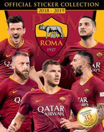 AS Roma Official Sticker Collection 2018 2019
