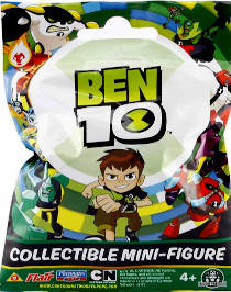 Ben 10 Mini Figures Collection