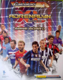 Calciatori Adrenalyn XL 2010-2011
