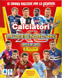 Calciatori Adrenalyn XL 2019-2020