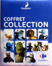 Coffret Collection Carrefour
