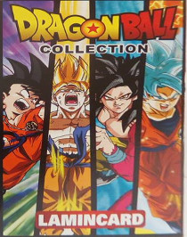 Dragonball Collection Lamincards 2019