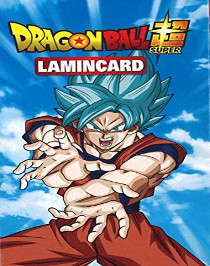 DragonBall Super Lamincards 2018