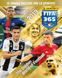 FIFA 365 2019 Official Sticker Collection