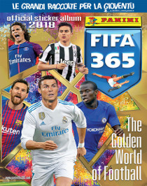 FIFA 365 Official Stickers 2018