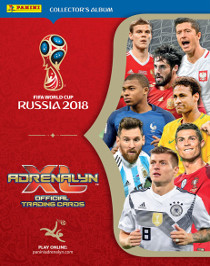 FIFA World Cup 2018 Russia Adrenalyn XL
