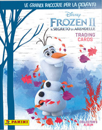 Frozen 2 Trading Cards