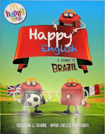 Happy English A Journey to Brazil Mac Donald