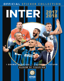 Inter Official Sticker Collection 2017/2018