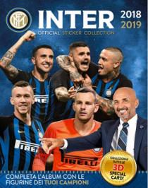 Inter Official Sticker Collection 2018/2019