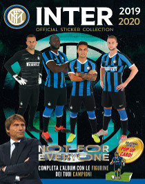 Inter Official Sticker Collection 2019 2020