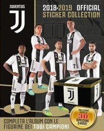 Juventus 2018-2019 Official Sticker Collection