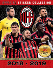 Milan Official Sticker Collection 2018/2019