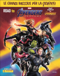 Road to Avengers Endgame
