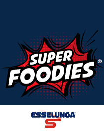 Super Foodies Cards 2019 ESSELUNGA