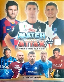 Match Attax 2019 2020 Champions League Trading Cards Topps