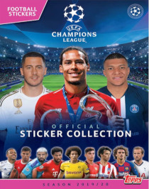 Topps UEFA Champions League 2019 2020