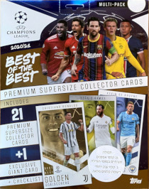 UEFA Champions League Best of the Best 2020 2021 Topps