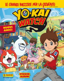 Yo-Kai Watch Nuovi Amici