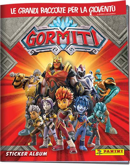 gormiti-sticker-album-2019