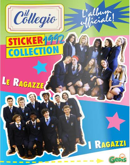 il-collegio-1992-sticker-collection