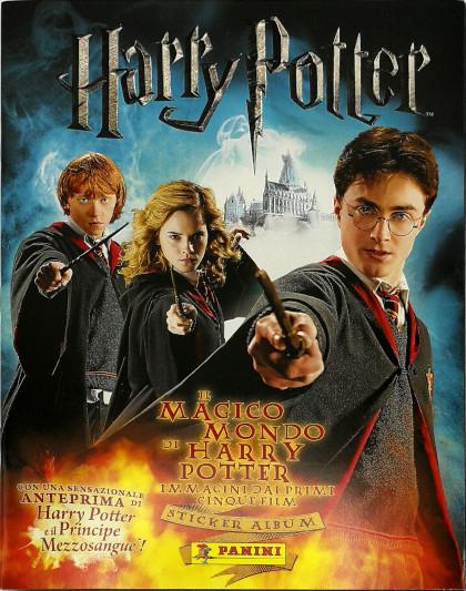 il-magico-mondo-di-harry-potter
