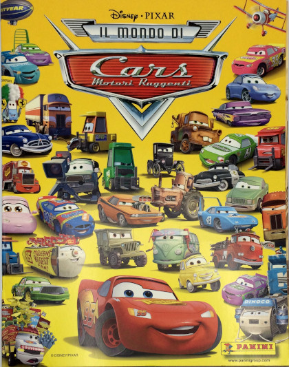 il-mondo-di-cars