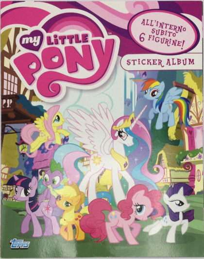 my-little-pony-topps-2013