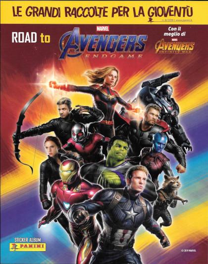 road-to-avengers-endgame