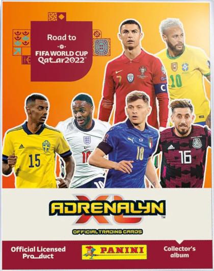 road-to-fifa-world-cup-qatar-2022-adrenalyn-xl