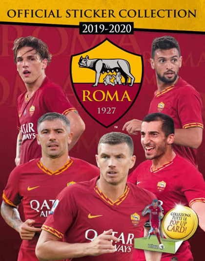 roma-official-sticker-collection-2019-2020